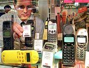 Werden teurer: Handys