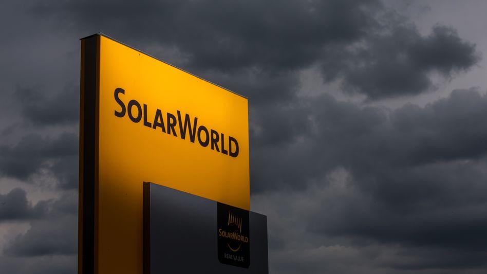 Solarworld: Licht aus in Freiberg und Arnstadt