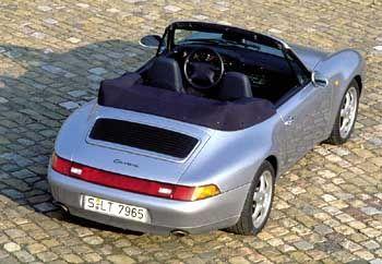 911 Carrera 3.6 Cabriolet (Modelljahr 1994)