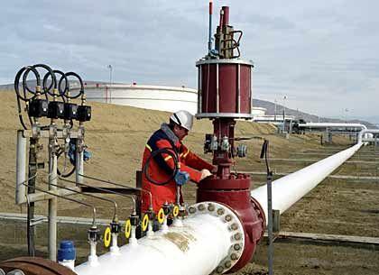 Sicherer Sieger: Aufwändige Programme und Maßnahmen schützen die BP-Mitarbeiter vor Arbeitsunfällen