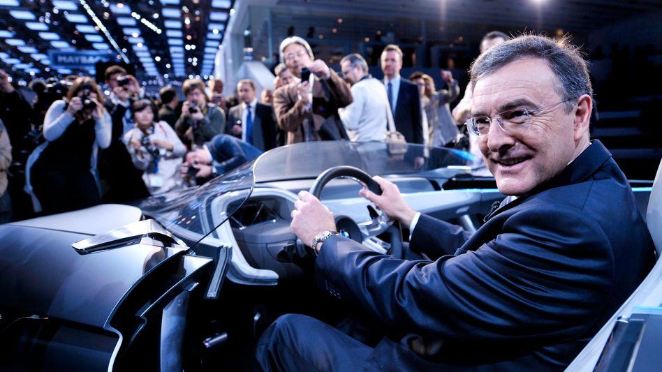 Auf Gewinnkurs: BMW-Chef Norbert Reithofer profitiert von der weltweit boomenden Autonachfrage