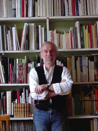 Prof. Dr. Eugen Blume ist Leiter der Nationalgalerie im Hamburger Bahnhof, Berlin