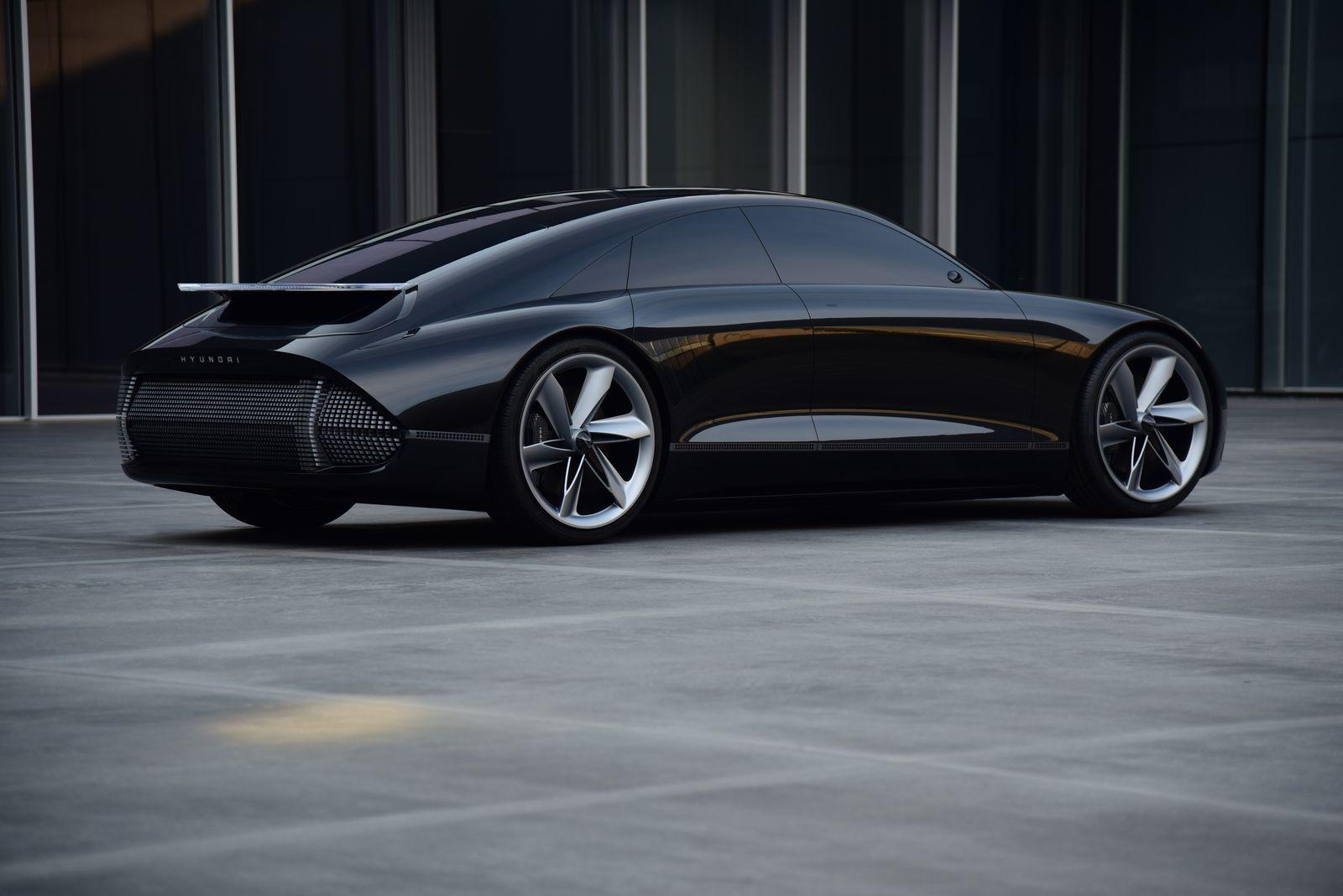Hyundai Konzeptfahrzeug Prophecy