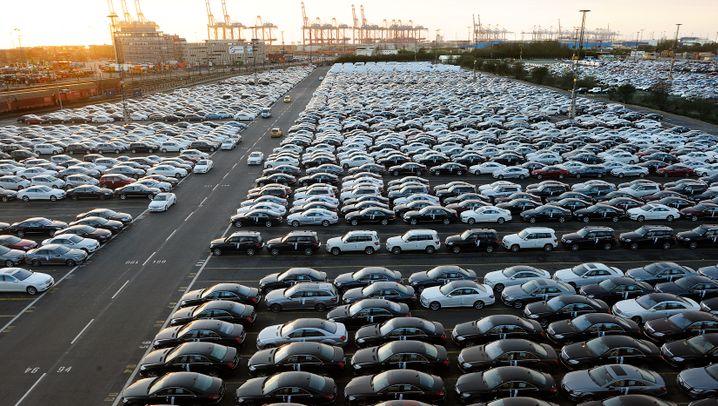 Rekordjagd beendet: Die fetten Jahre der Autobranche sind vorbei
