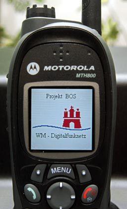 Kritik am Vergabeverfahren: Motorola fühlt sich übergangen
