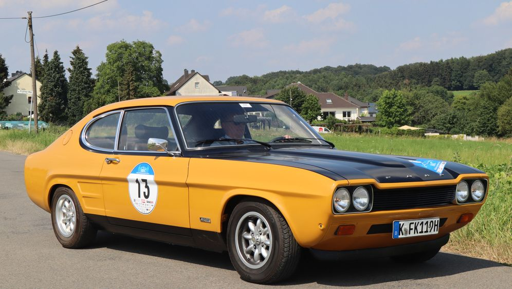 Ford Capri: Der Mustang vom Rhein