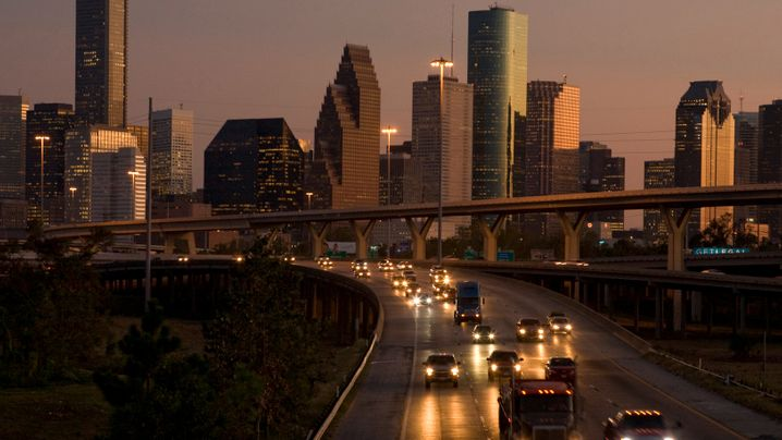 Katzenjammer in Houston: Diese Öl-Granden klagen sich gegenseitig ihr Leid