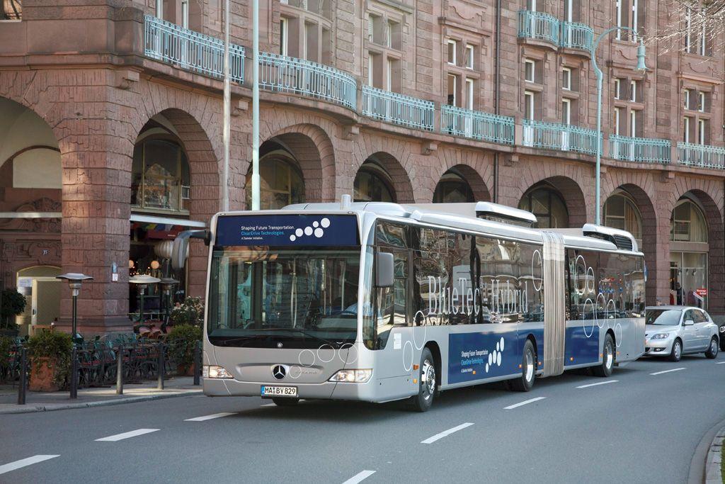 Bus / BlueTec-Hybrid