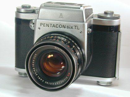 Einstieg ins Mittelformat: Pentacon Six TL
