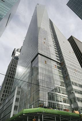 Zentrale der Bank of America: Kapitalbedarf offenbar größer als bisher angenommen