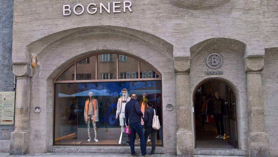 """Bogner-Filiale: """"Die Gespräche mit den Banken sind weit fortgeschritten"""""""