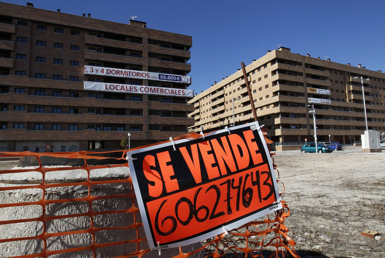 Spanien / Immobilienblase