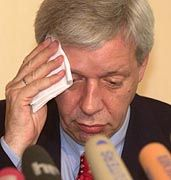 Wirtschaftsminister Müller: Zugeständnisse an den früheren Arbeitgber