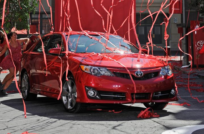 Toyota Camry: Probleme mit den Fensterhebern