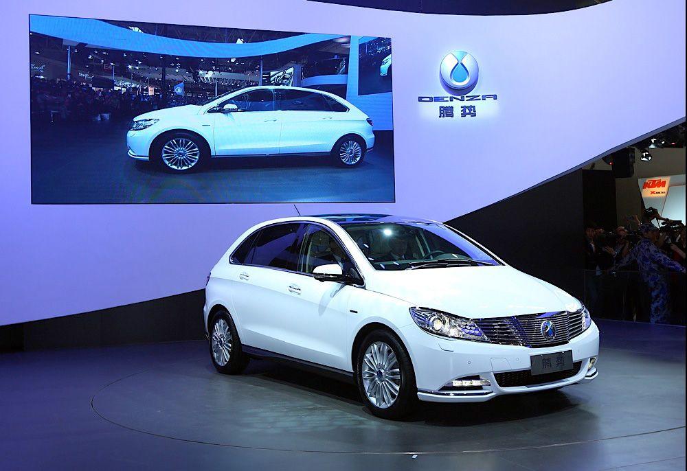 2014 / E-Autos aus China