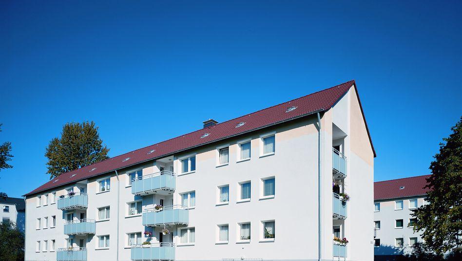 """Wohnungen der Deutschen Annington: """"Die Aktie ist kein Muss"""", sagt ein Händler"""