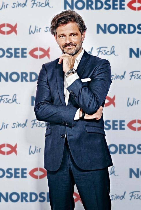 Gleich im Krisenmodus:Nordsee-Chef Carsten Horn