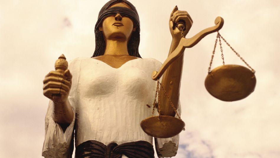 Gerechtigkeit für Anleger: Justitia soll es nun richten