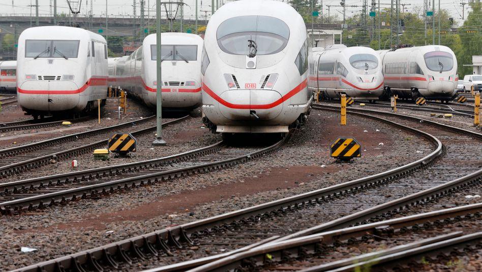 ICE in Frankfurt: Die Bahn erhöht die Preise