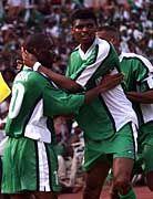 Im dritten Anlauf an die Spitze: Nigeria will endlich den Titel