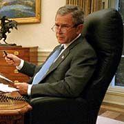 Verschärfte Gesetze: Bush will die Börsenaufsicht SEC stärken