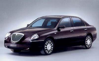 Neuer Lancia Thesis