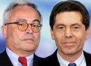 Rolf-E. Breuer und Rolf Gerling: Gehen sie bald getrennte Wege?