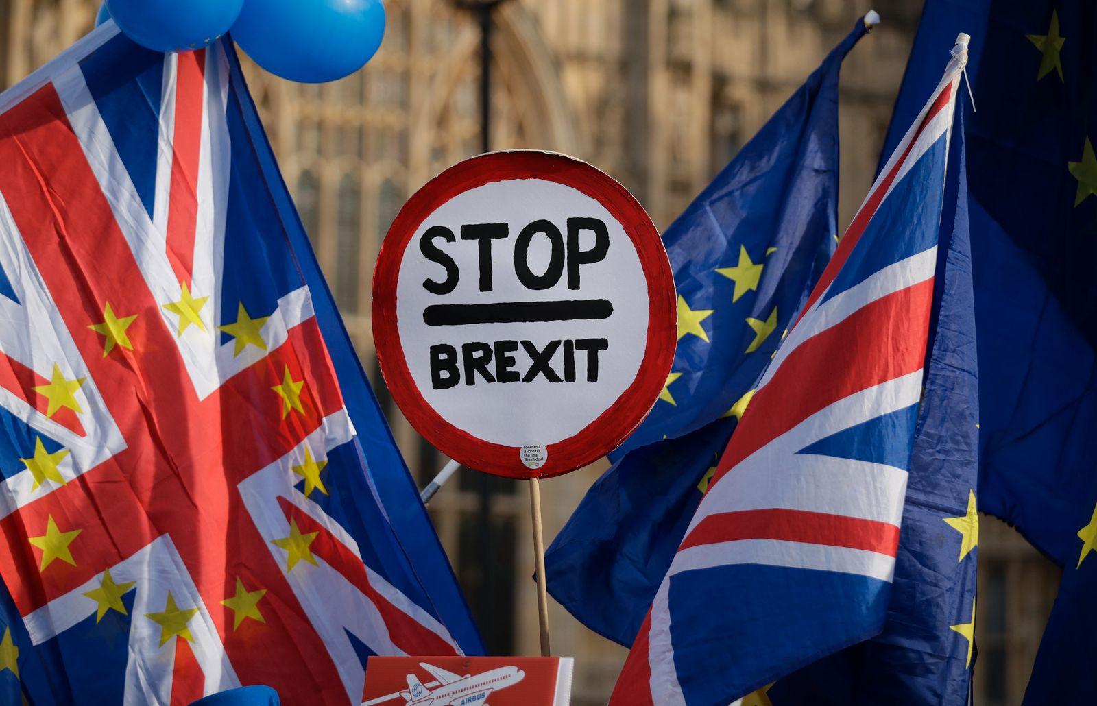 Brexit / zweites Referendum