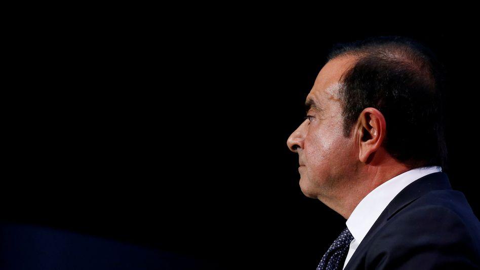 Carlos Ghosn: Der französische Staat ist Großaktionär bei Renault und drängt jetzt offenbar doch auf seine Absetzung hinter den Kulissen