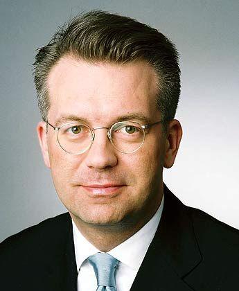 Alan Hippe (38): Continental-Vorstand für Finanzen, Controlling und Recht