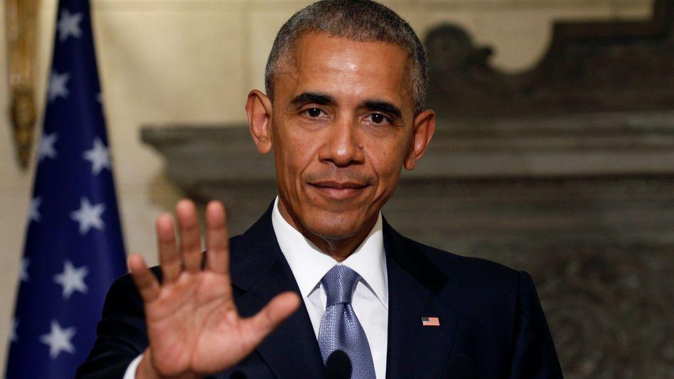 Barack Obama: Athen, Berlin - und dann?