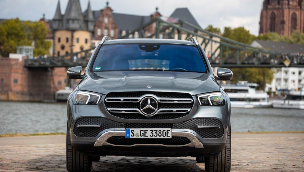 Schnelldurchlauf: Der Mercedes GLE Plugin-Hybrid in Bildern