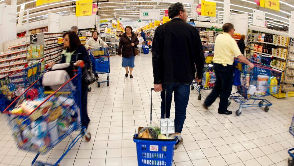 Carrefour: Kampf um den Kunden in Frankreich