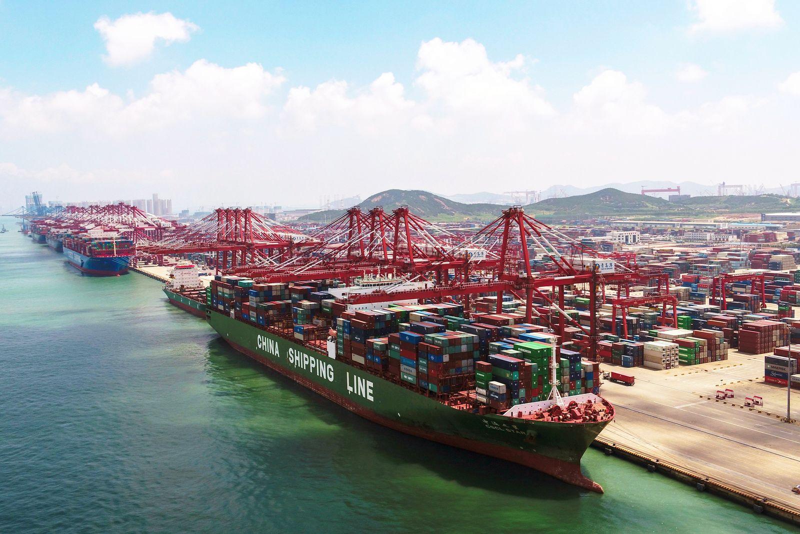 CHINA / USA / Handel / Handelsstreit / Konjunktur / Export