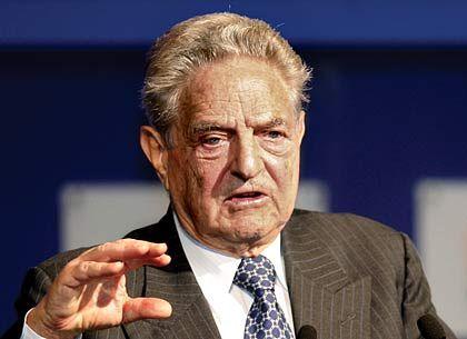 Amerika-Kritiker: Hedgefondsstar Soros