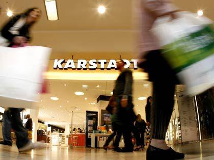 Viele Interessenten: Einzelne Karstadt-Filialen von Investoren begehrt