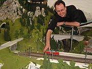 Für andere Hobby, für ihn Beruf: Frederik Braun