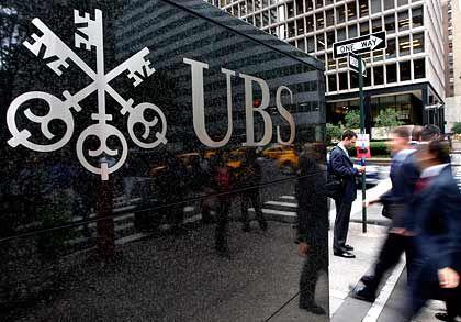 UBS: Es bleibt ein nicht ganz so negativer Ausblick