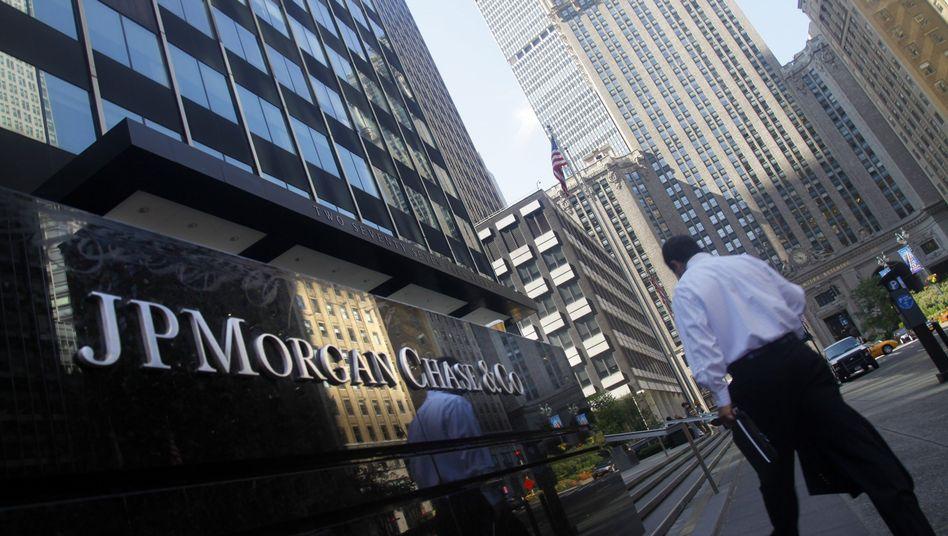 """""""Ungeheuerliche Fehler"""": J.P. Morgan Chase verliert durch Zockereien zwei Milliarden Dollar"""