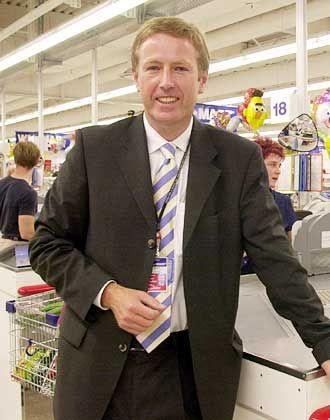 """Deutschland-Chef Hafner: """"Das Geschäft wird 2004 besser"""""""