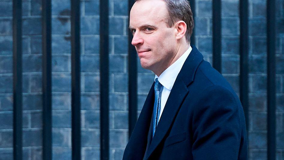 Nach Rücktritt von David Davis übernimmt Dominic Raab die Rolle des Brexit-Ministers.