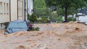 Mehrere Tote bei Unwettern im Westen Deutschlands