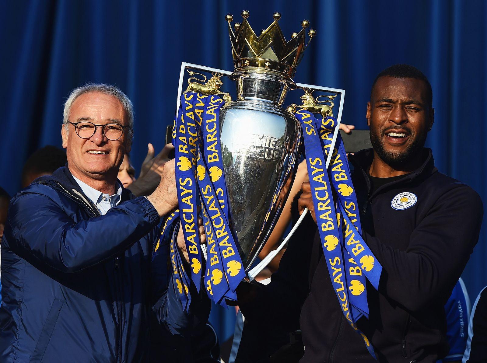 Claudio Ranieri / Leicester City