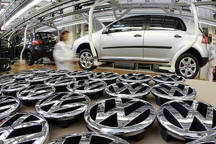 Golf-Produktion: Das VW-Gesetz dient laut Betriebsrat dem Ausgleich zwischen Konzern und Belegschaft