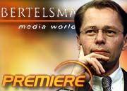 Vorläufig kein Interesse an Premiere: Bertelsmann-Chef Thomas Middelhoff