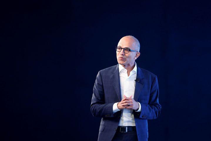 Microsofts CEO Satya Nadella glaubt an einen grundlegenden Wandel im Umgang öffentlicher Stellen mit Wählern und Bürgern