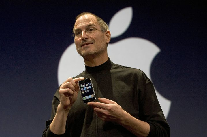 Freund weniger Meinungen: Apple-Ikone Jobs hielt Besprechungen am liebsten im kleinen Kreise ab