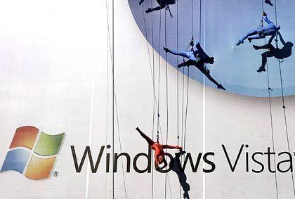 """Viel Tamtam, wenig Wirkung: """"Ich denke wirklich nicht, dass sich jemand wegen Vista einen neuen PC kauft"""""""