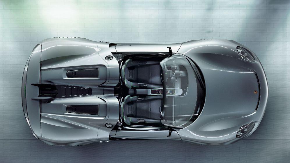 Porsche 918 Hybrid: Warten auf den Über-Renner