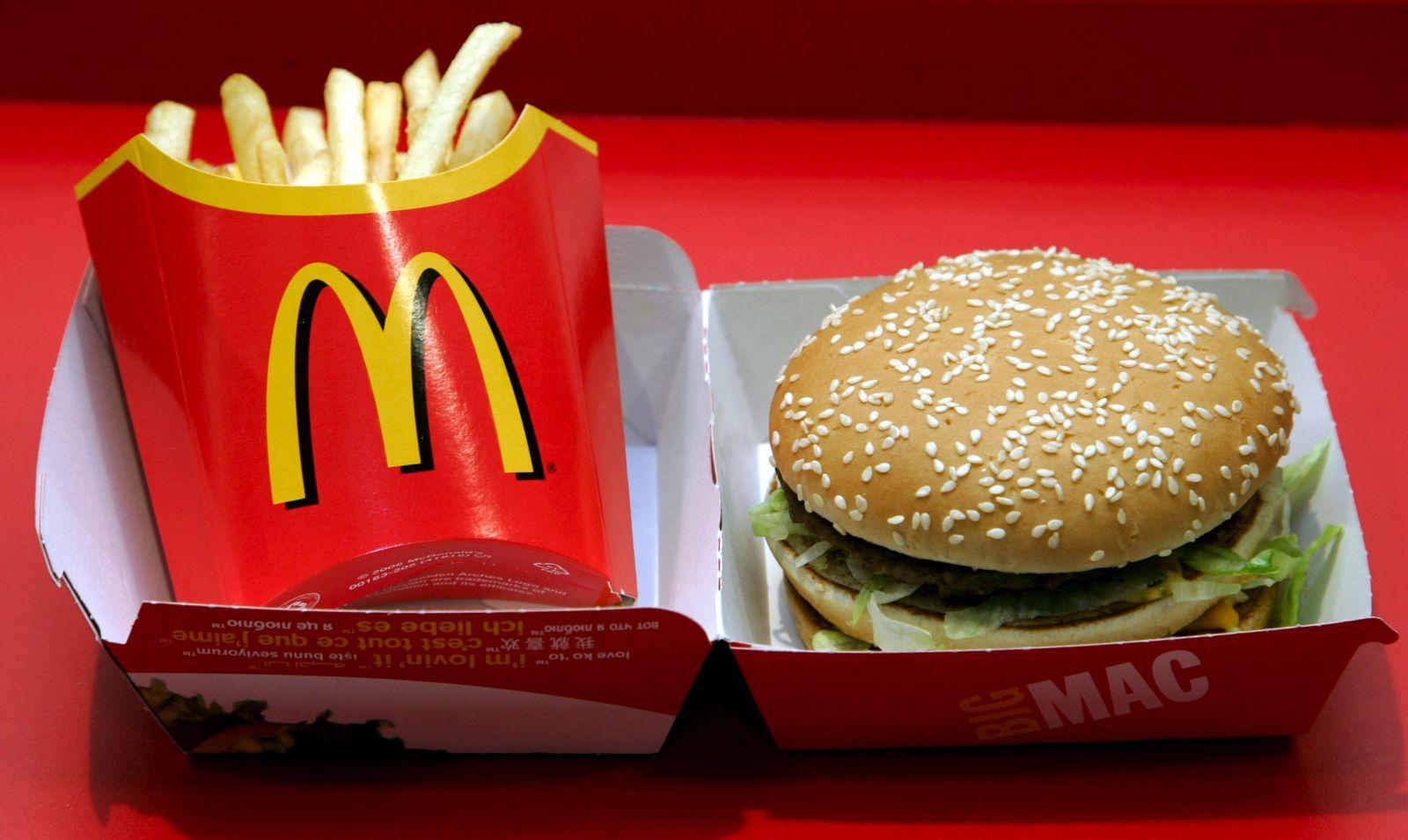 McDonalds/ Gentechnik